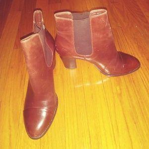 Black Saks Fifth Avenue Boots